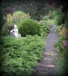 Jardin: couverture de livre de poésie