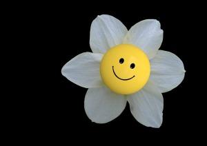 fleur sourire